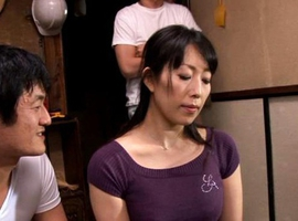 Sorami Haga Asian has hooters and poonanie touched by fellows