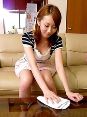 Yui Saejima is a hot cheating wife