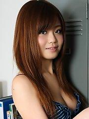 hot Nao Shiraishi