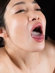 Ryu Enami Cum Covered Blowjob